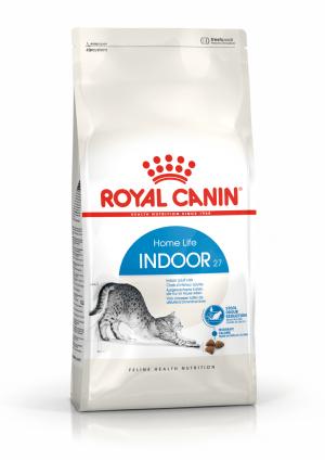 Croquette Pour Chat Feline Indoor27 2 Kg Maroc