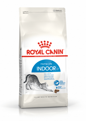 Croquette Pour Chat Indoor27 Royal Canin 400g Maroc