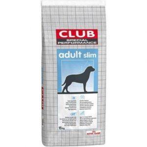 Croquette Pour Chien CLUB Adult SLIM Maroc