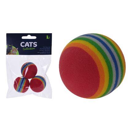 Jouet pour chat Set de 3 Balles Maroc