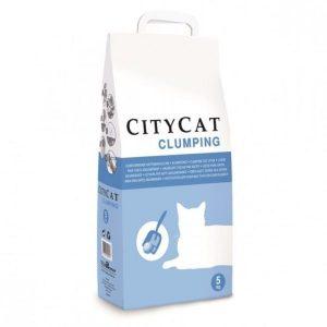 Litière Pour Chat CITYCAT CLUMPING Maroc