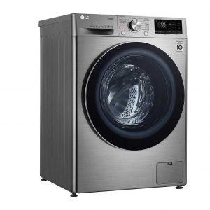 machine à laver à hublot LG F4V7VWP2T Maroc