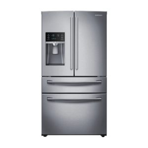réfrigérateur américain side by side Samsung RFG28MESL1 Maroc