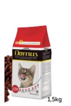 Croquette Pour Chat Domus 1.5 Kg Maroc