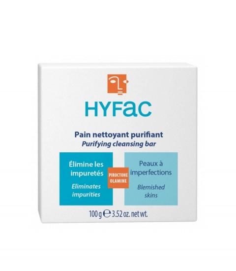 Pain Nettoyant Purifiant 100g Hyfac Maroc