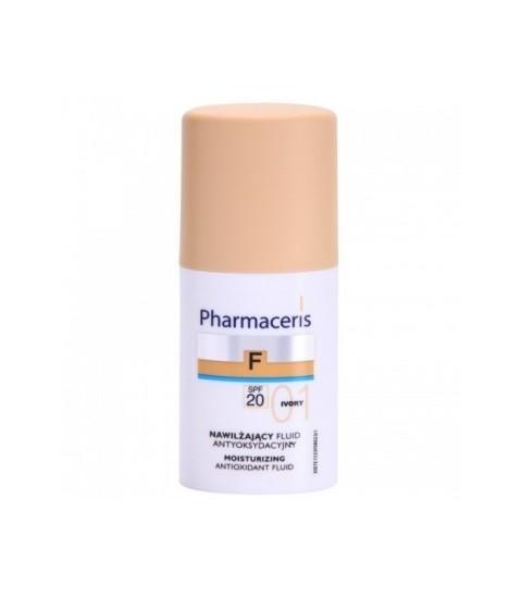 fond de teint fluide hydratant SPF20