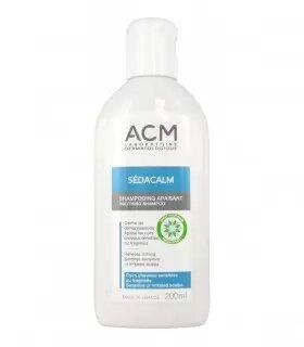 Shampooing Apaisant Sédacalm ACM 200 ml Maroc