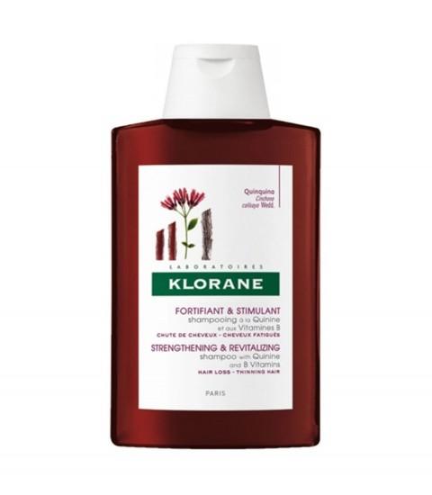 Shampooing Aux Vitamines B Quinine Klorane 400 ml Maroc
