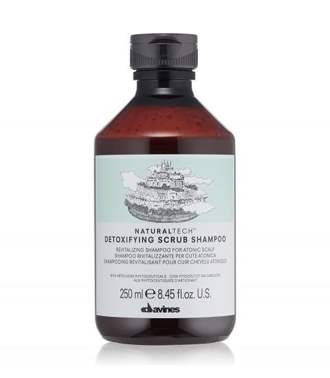 Shampooing Traitant Detoxifying Scrub Davines 250 ml Maroc