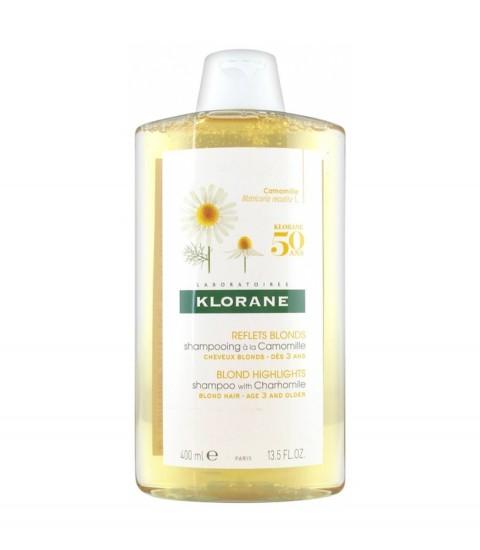 Shampooing Camomille Klorane 400 ml Maroc