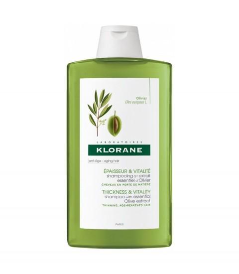 Shampooing Olivier Klorane 400 ml Maroc