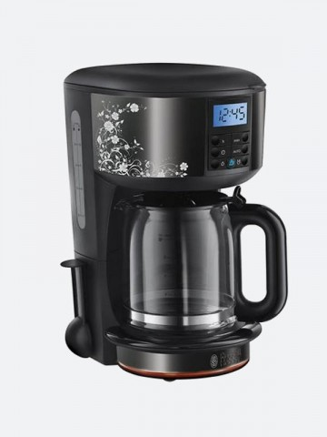 Cafetière Legacy Floral Anticalcaire 15 Tasses Russell Hobbs Maroc