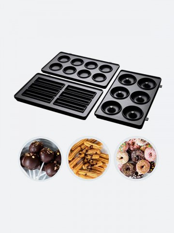 Plaques Amovibles Interchangeable Russell Hobbs Maroc